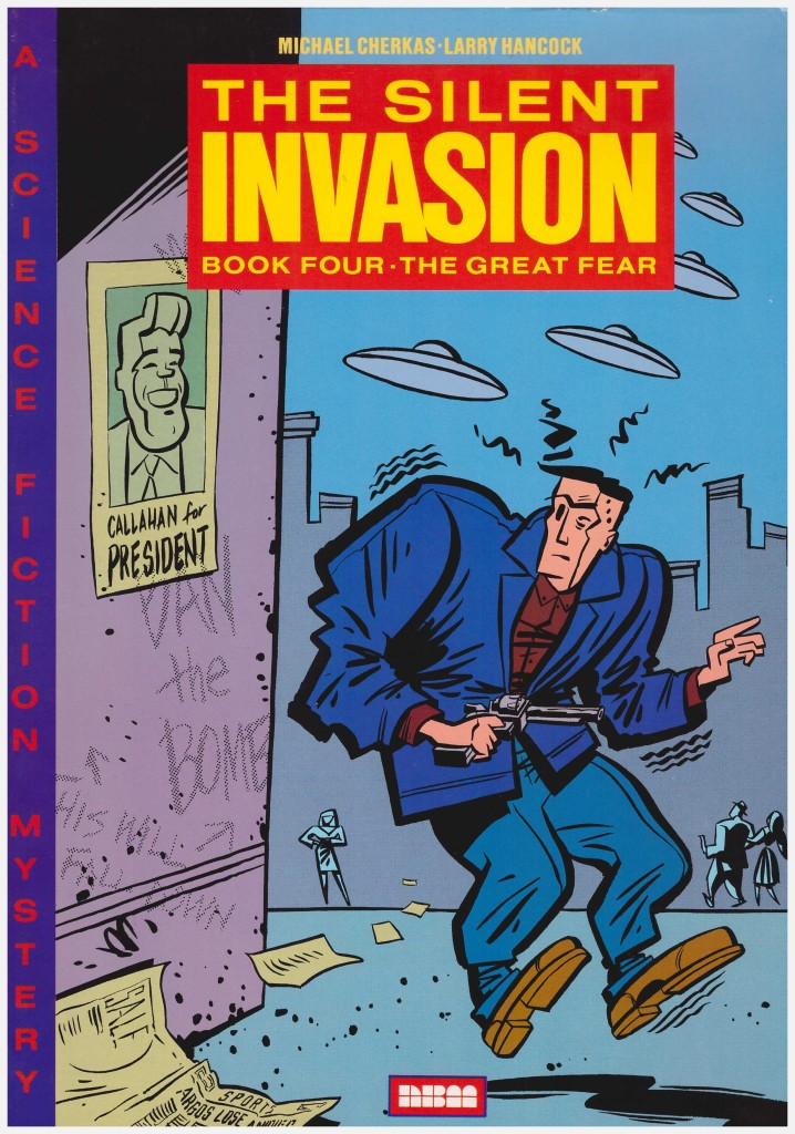 The Silent Invasion Book Four: The Great Fear