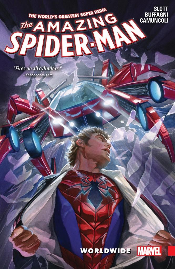 Amazing Spider-Man: Worldwide Vol. 2 – Scorpio Rising