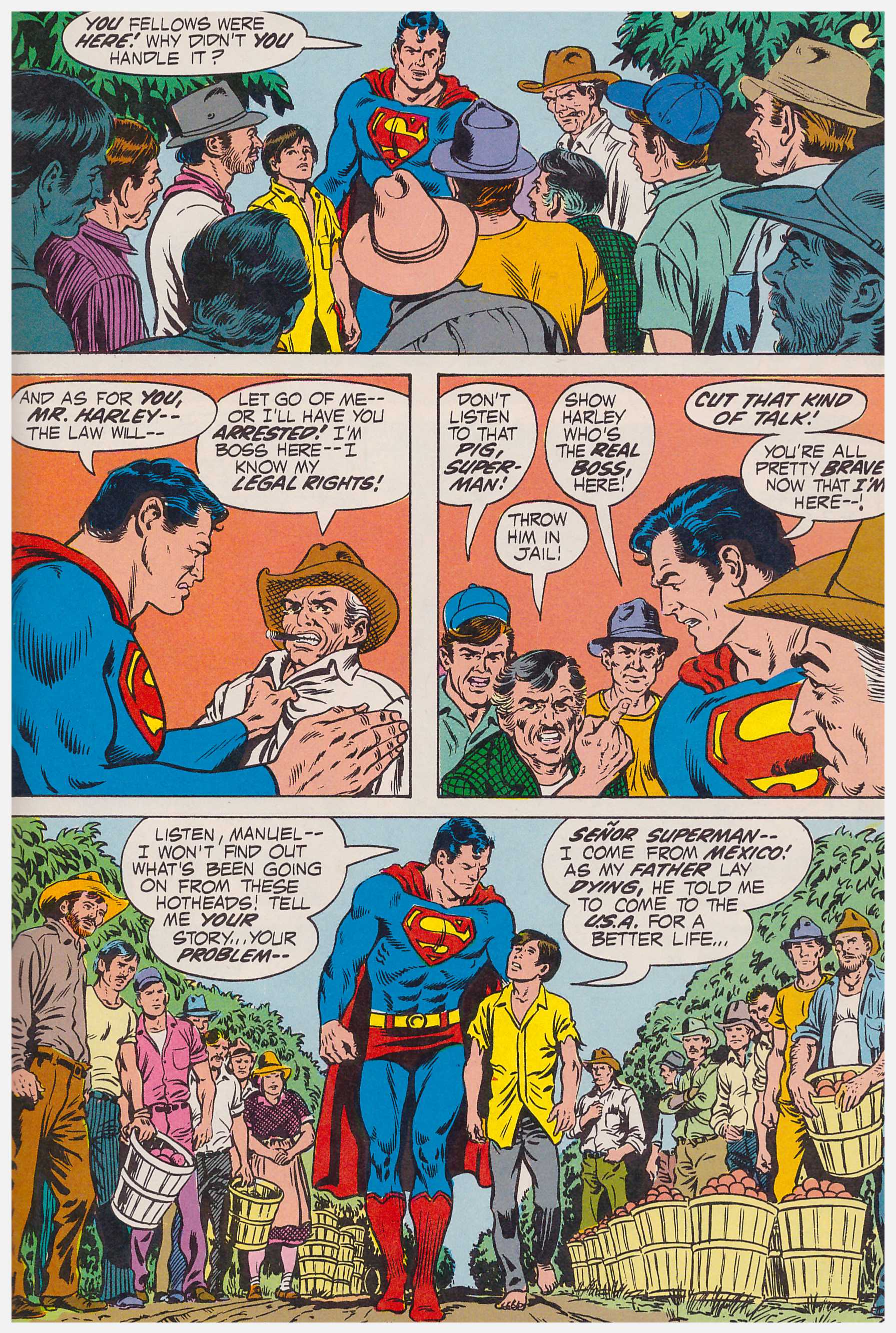 The Greatest Superman Stories Ever Told review
