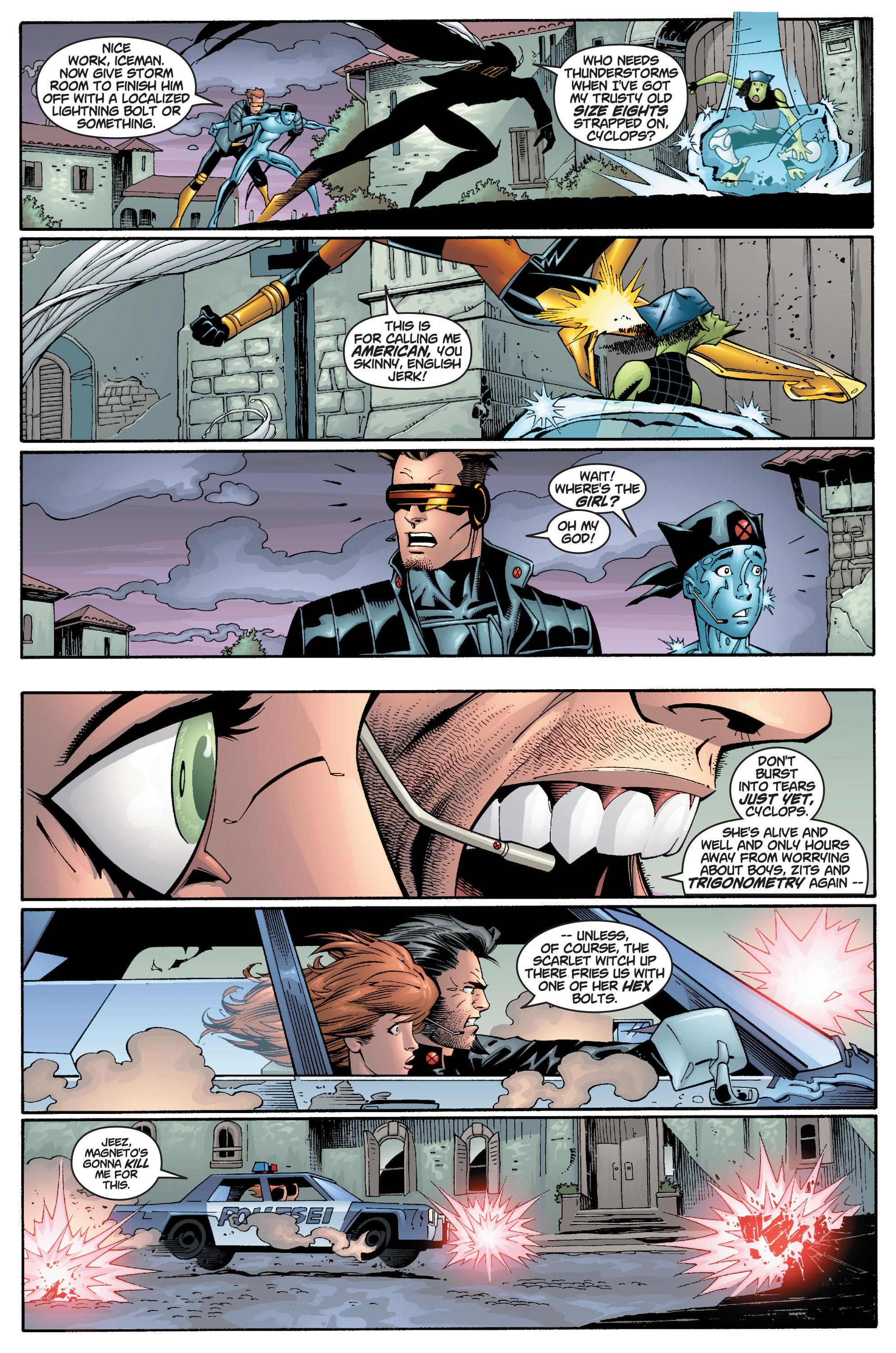 Ultimate X-Men The Tomorrow People review