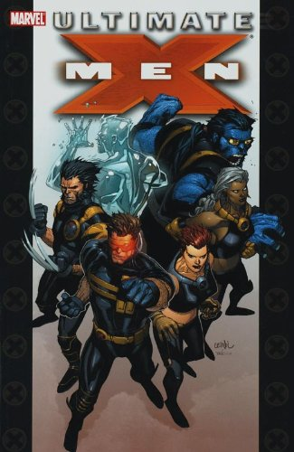 Ultimate X-Men Ultimate Collection Vol. 1