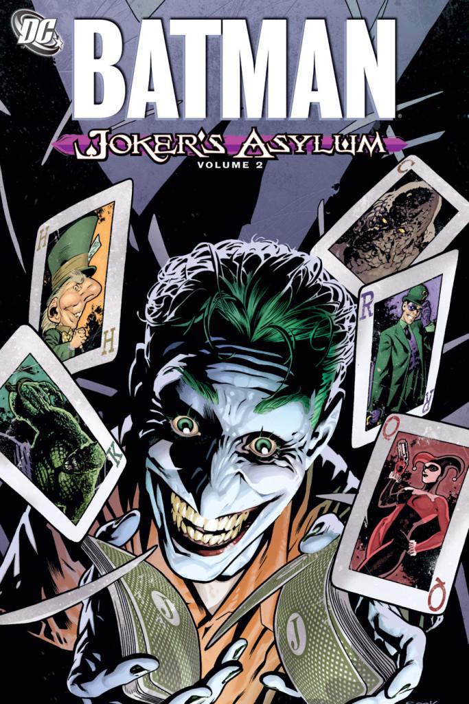 Batman: Joker's Asylum Volume 2