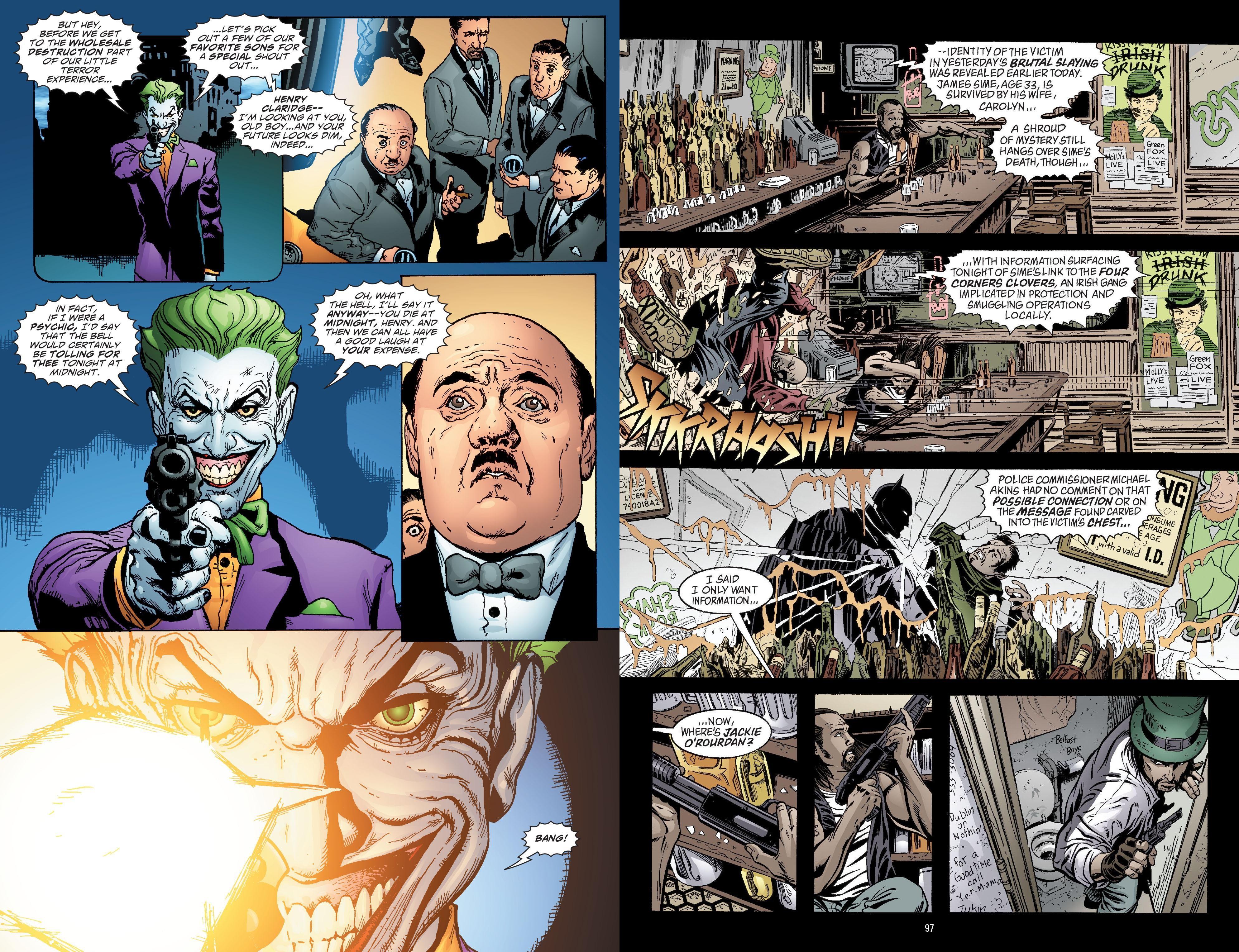 Batman The Man Who Laughs review