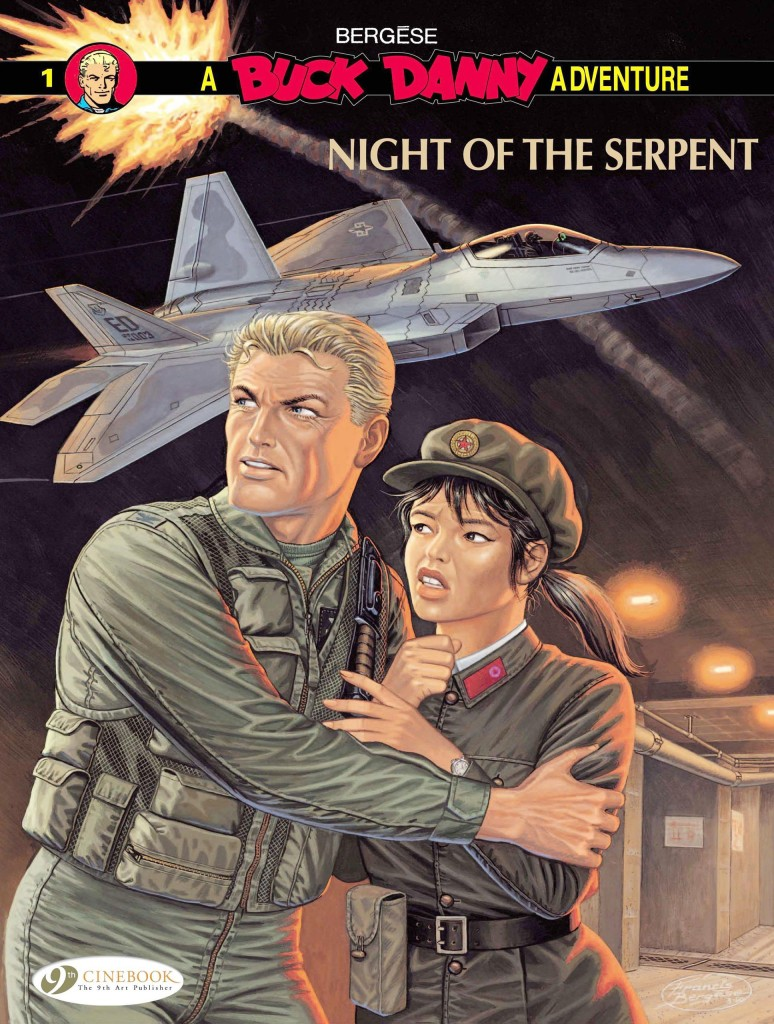 Buck Danny: Night of the Serpent