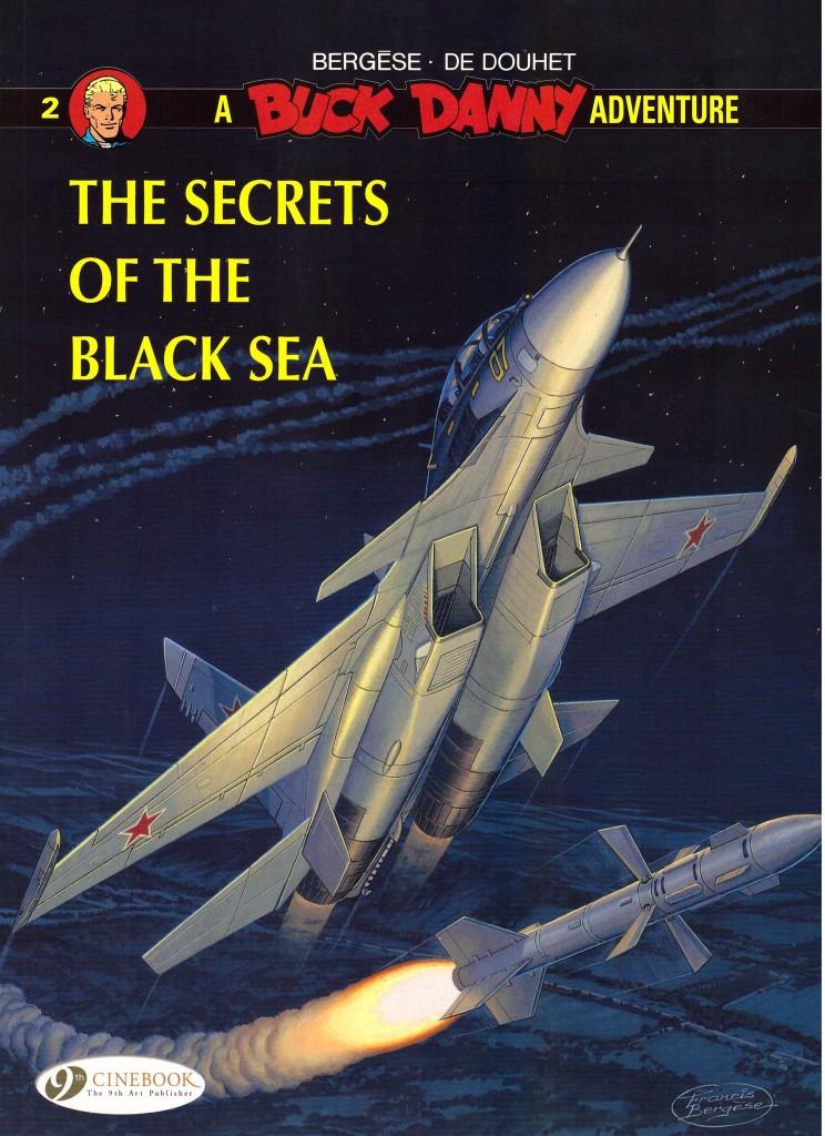 Buck Danny: The Secrets of the Black Sea