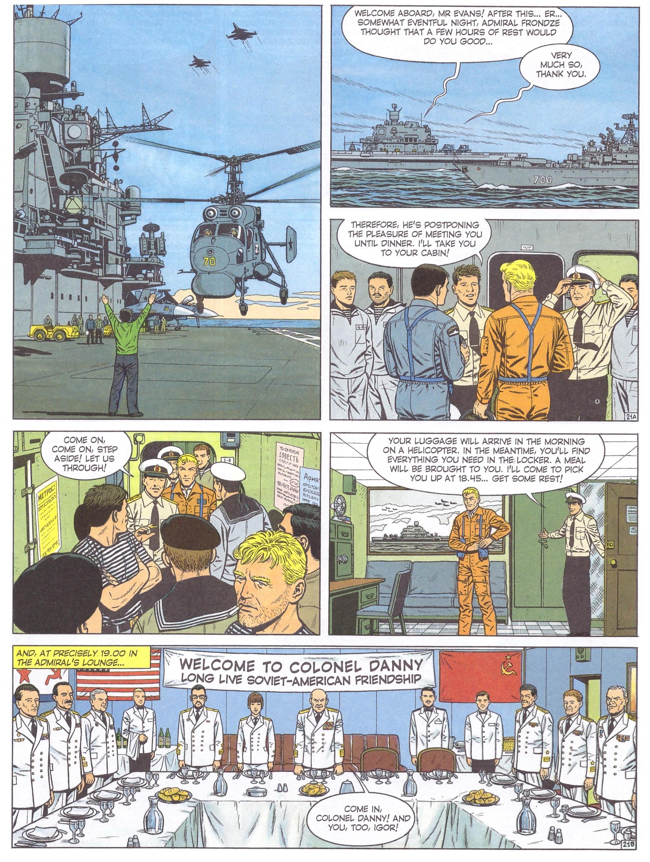 Buck Danny Secrets of the Black Sea review