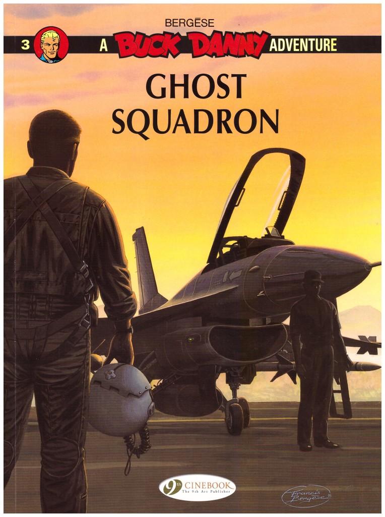 Buck Danny: Ghost Squadron