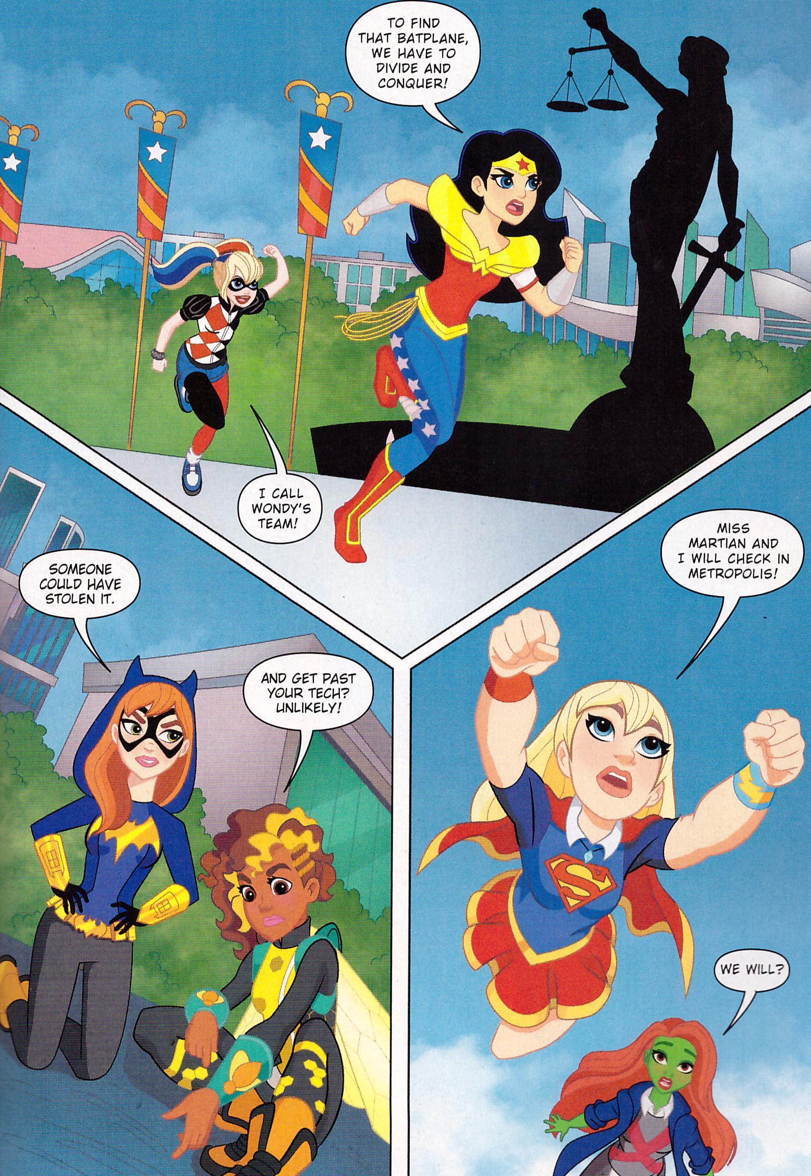 DC Superhero Girls Hits & Myths review