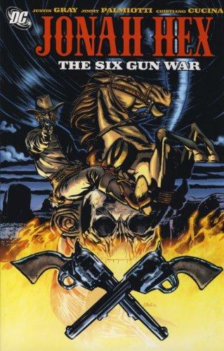 Jonah Hex: The Six Gun War