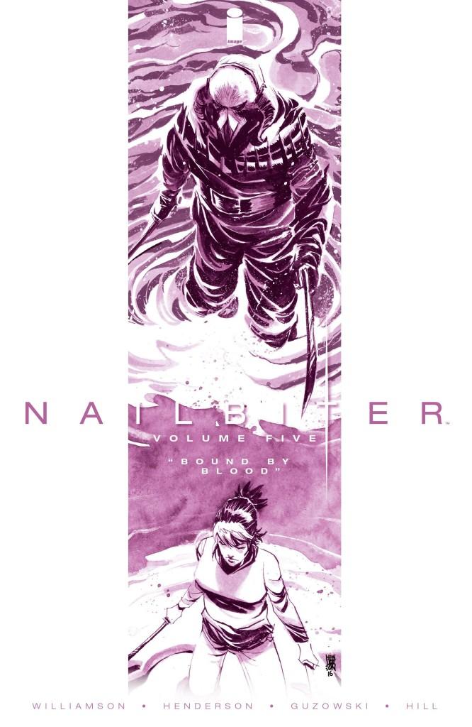 Nailbiter Volume Five: Bound by Blood