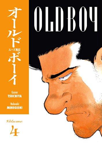 Old Boy Volume 4