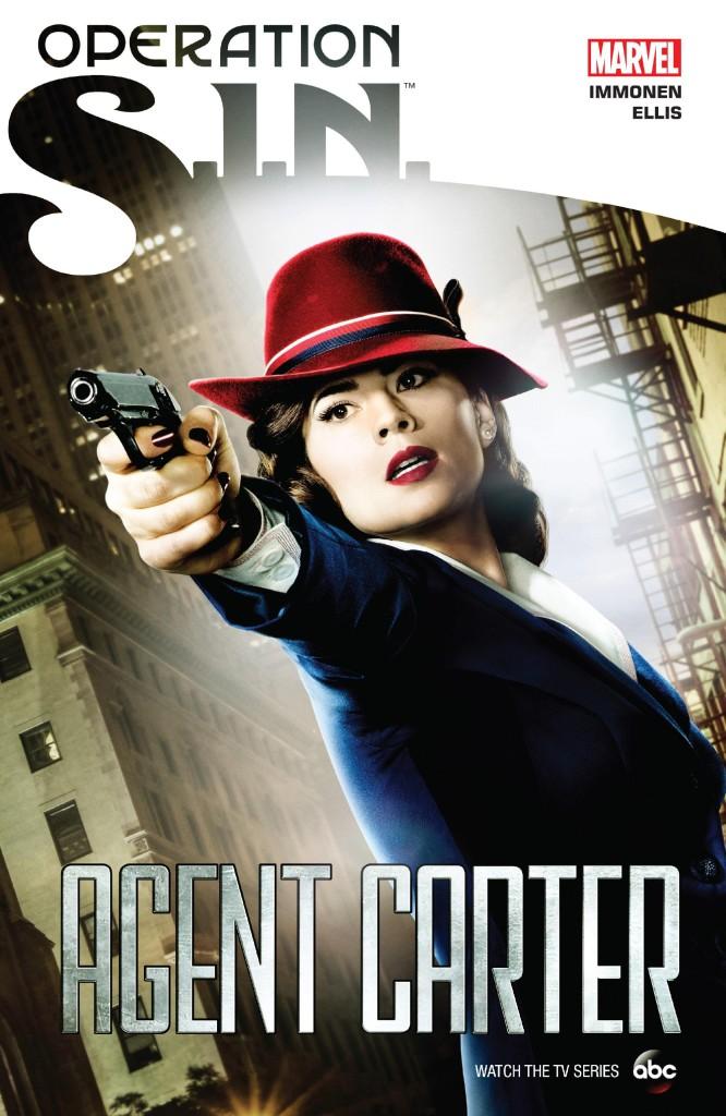 Operation S.I.N.: Agent Carter