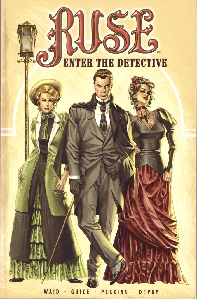 Ruse: Enter the Detective