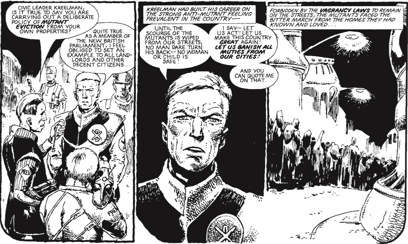 Strontium Dog Search/Destroy Agency Files 02 Review