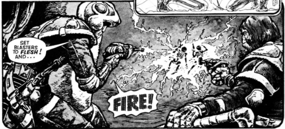 Strontium Dog S/D Agency Files 01 Review