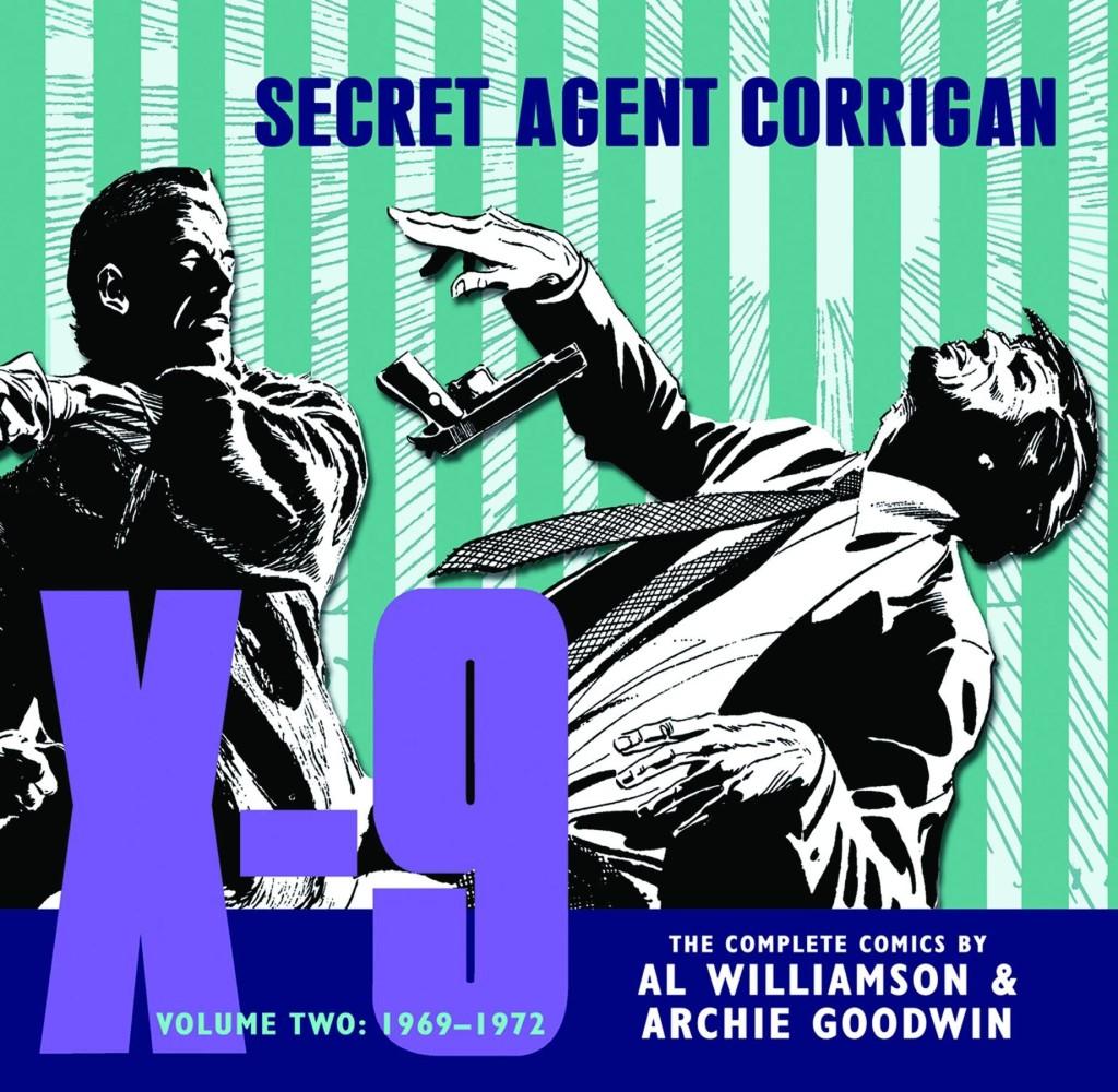 Secret Agent Corrigan Volume Two: 1969-1972
