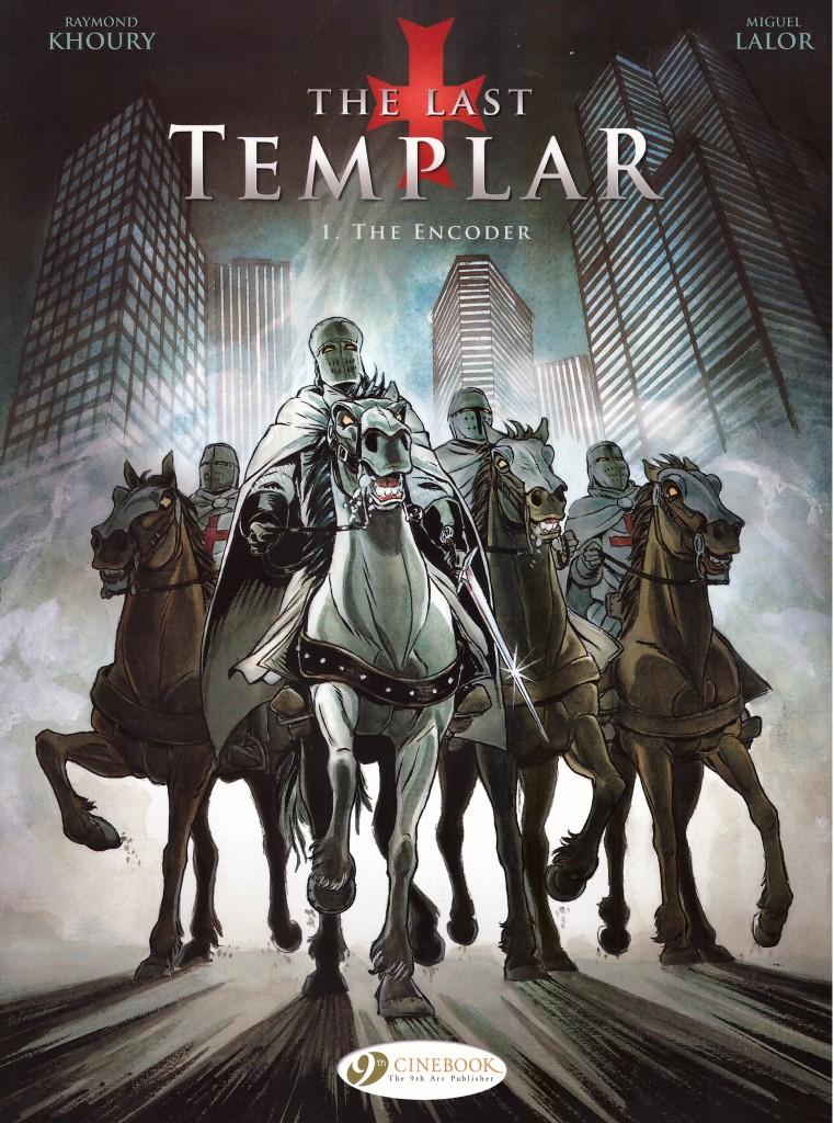The Last Templar: 1. The Encoder