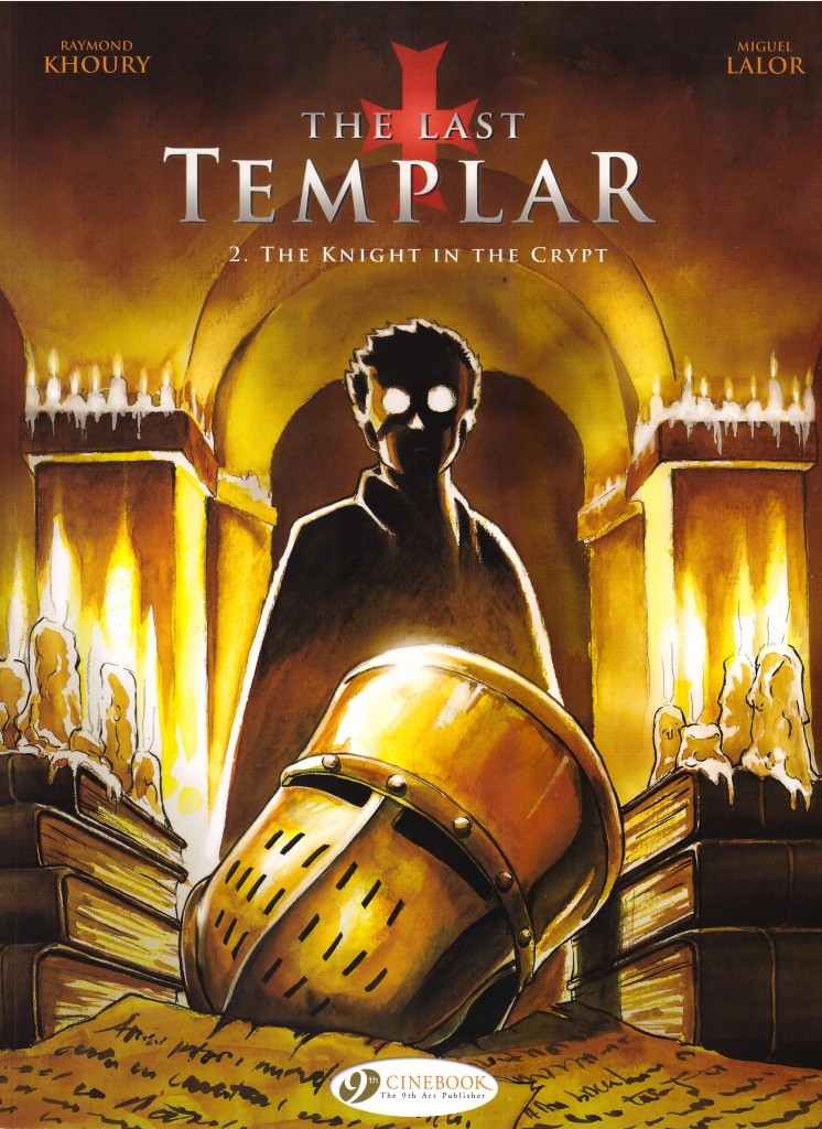 The Last Templar: 2. The Knight in the Crypt