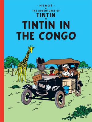 The Adventures of Tintin: Tintin in the Congo