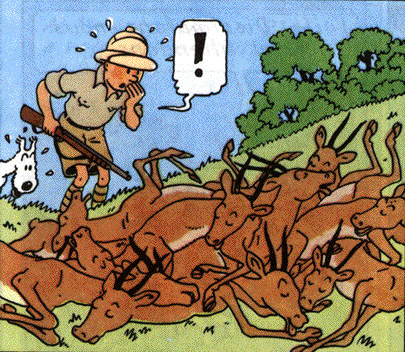 Tintin in the Congo Review