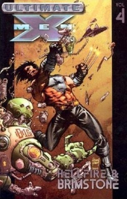 Ultimate X-Men: Hellfire & Brimstone