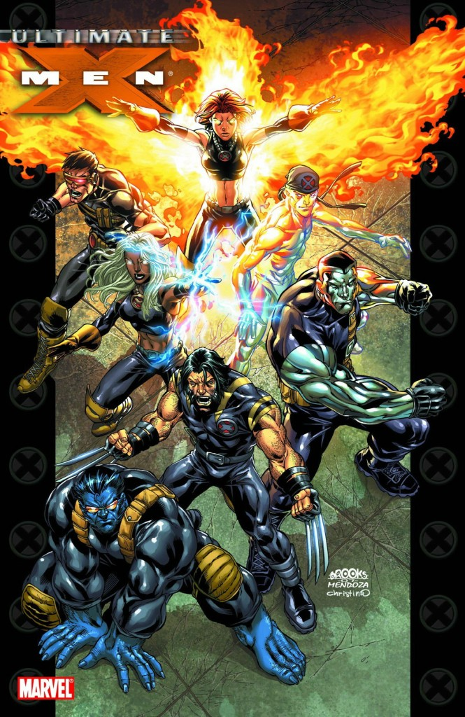 Ultimate X-Men Ultimate Collection Vol. 2