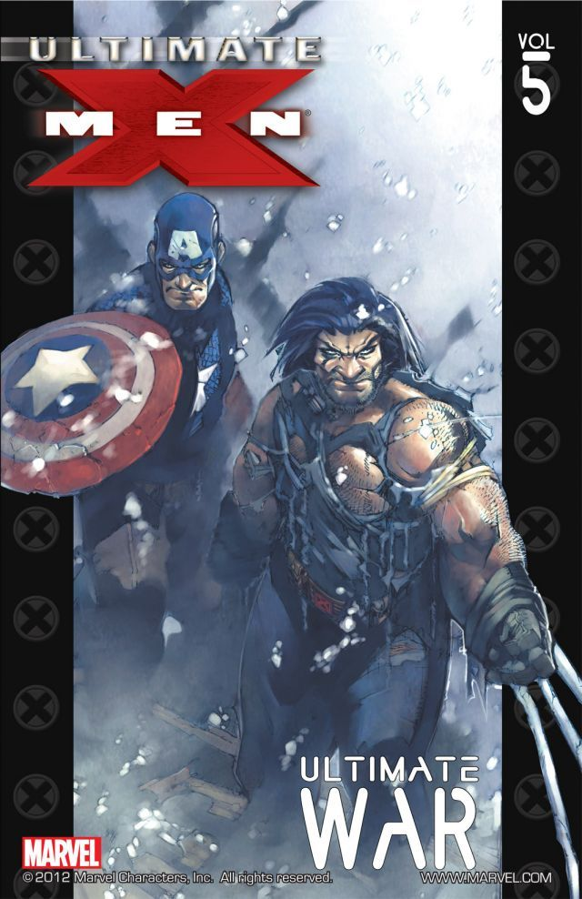 Ultimate X-Men: Ultimate War