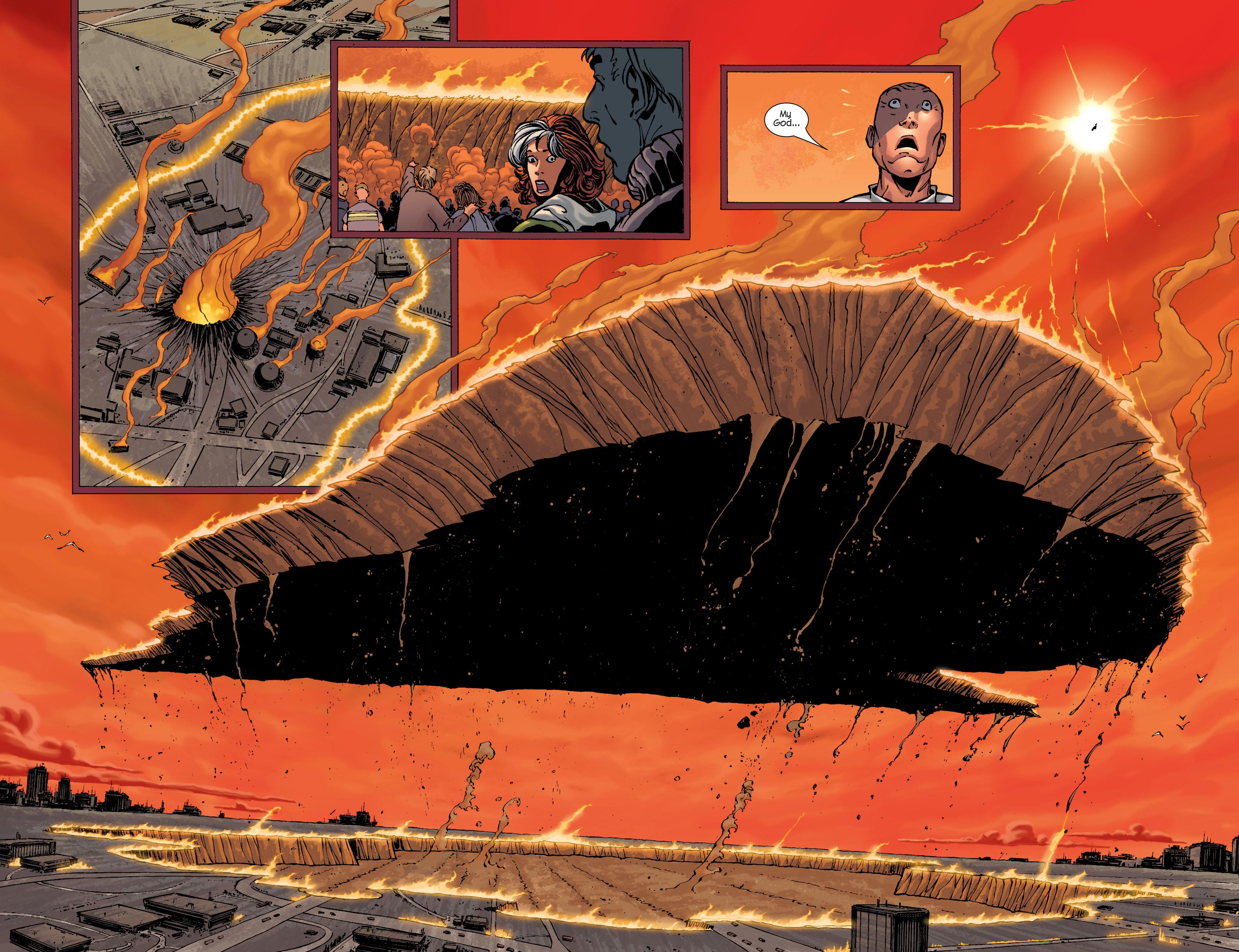 Ultimate X-Men Ultimate Collection Vol 3 review