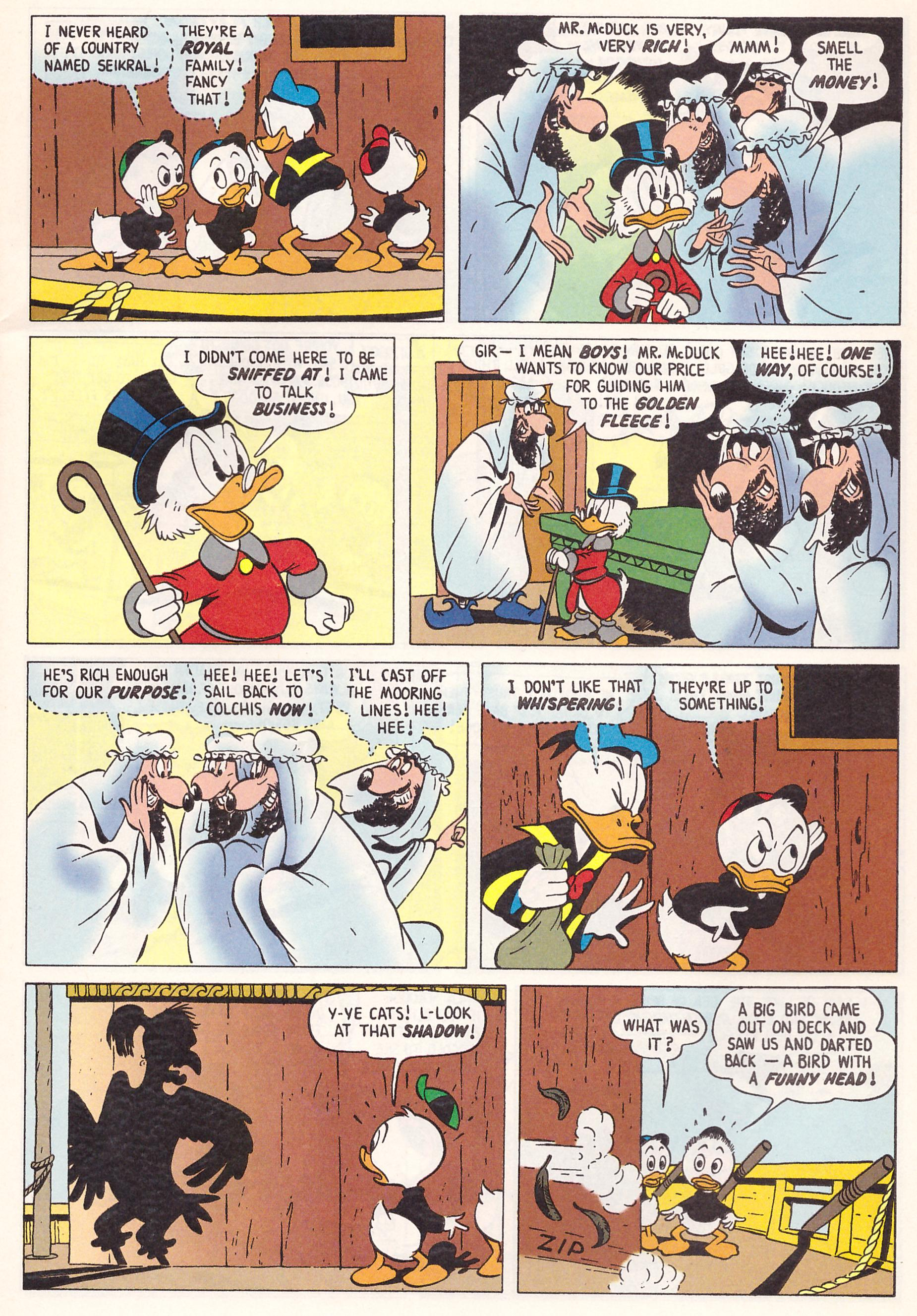 Uncle Scrooge Adventure in Color by Carl Barks 12 review