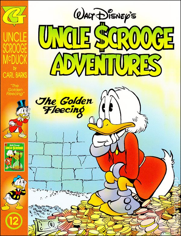 Uncle Scrooge Adventures by Carl Barks in Color 12