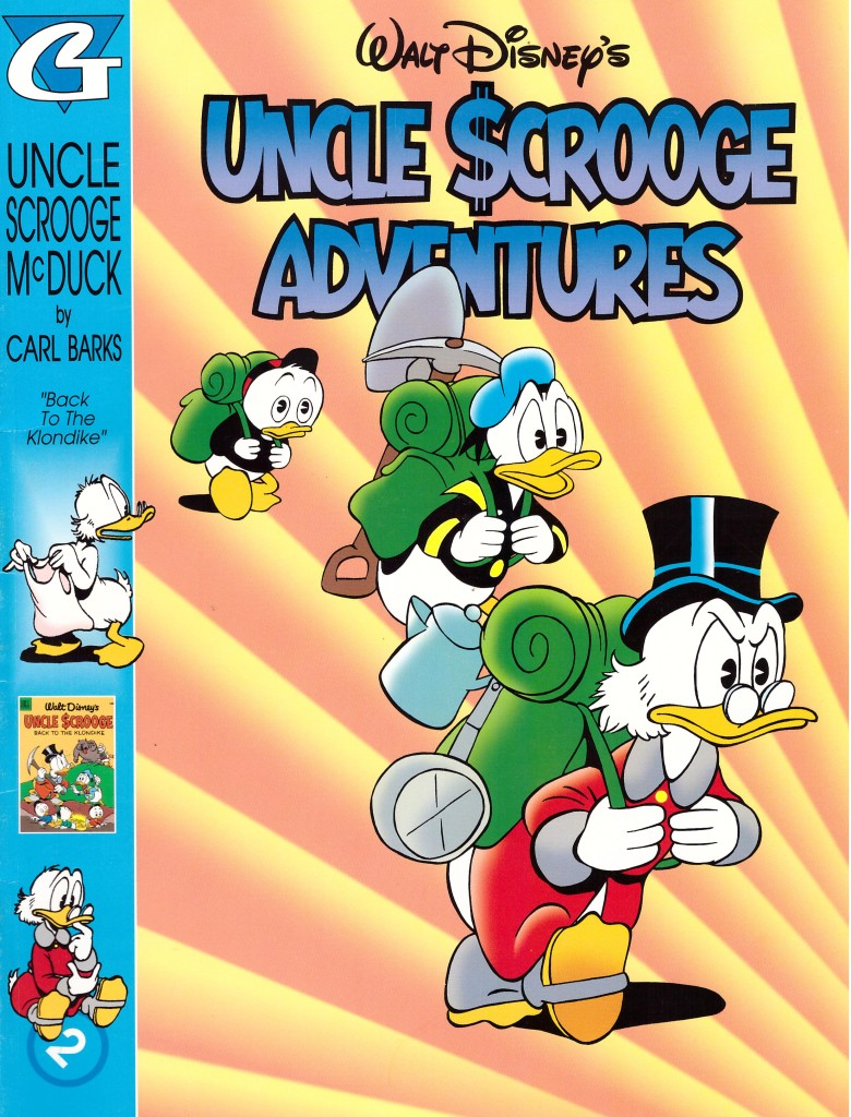 Uncle Scrooge Adventures in Color by Carl Barks 2