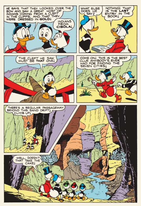 Uncle Scrooge Adventure in Color by Carl Barks 7 review