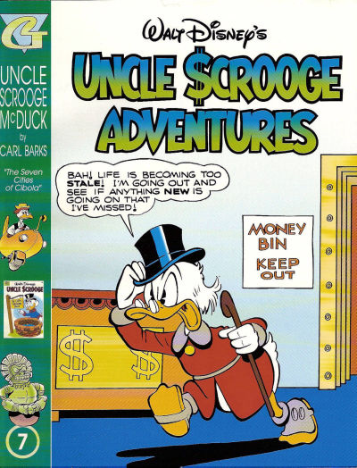 Uncle Scrooge Adventures in Color by Carl Barks 7