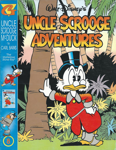Uncle Scrooge Adventures in Color by Carl Barks 8