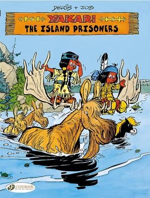 Yakari: The Island Prisoners