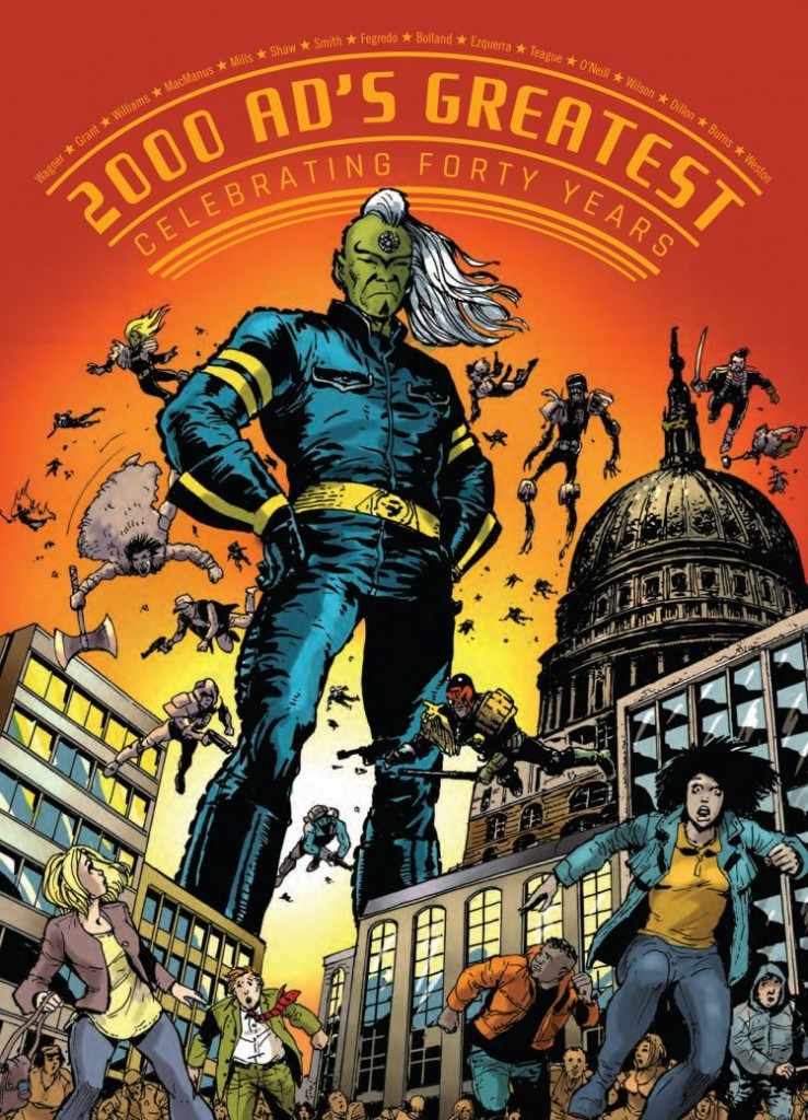 2000AD's Greatest: Celebrating Forty Years