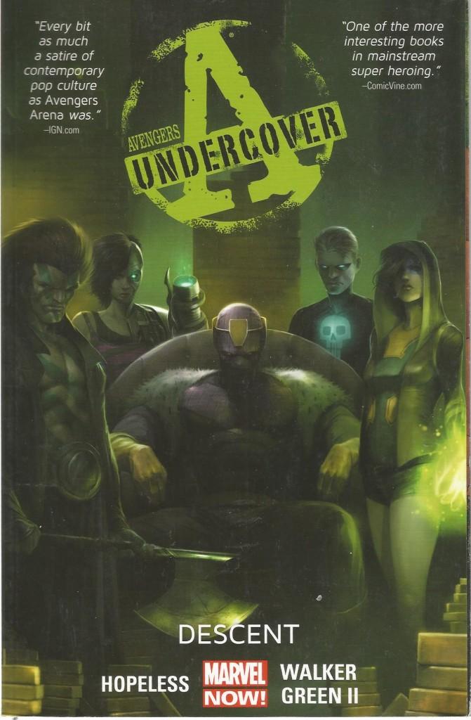 Avengers Undercover: Descent