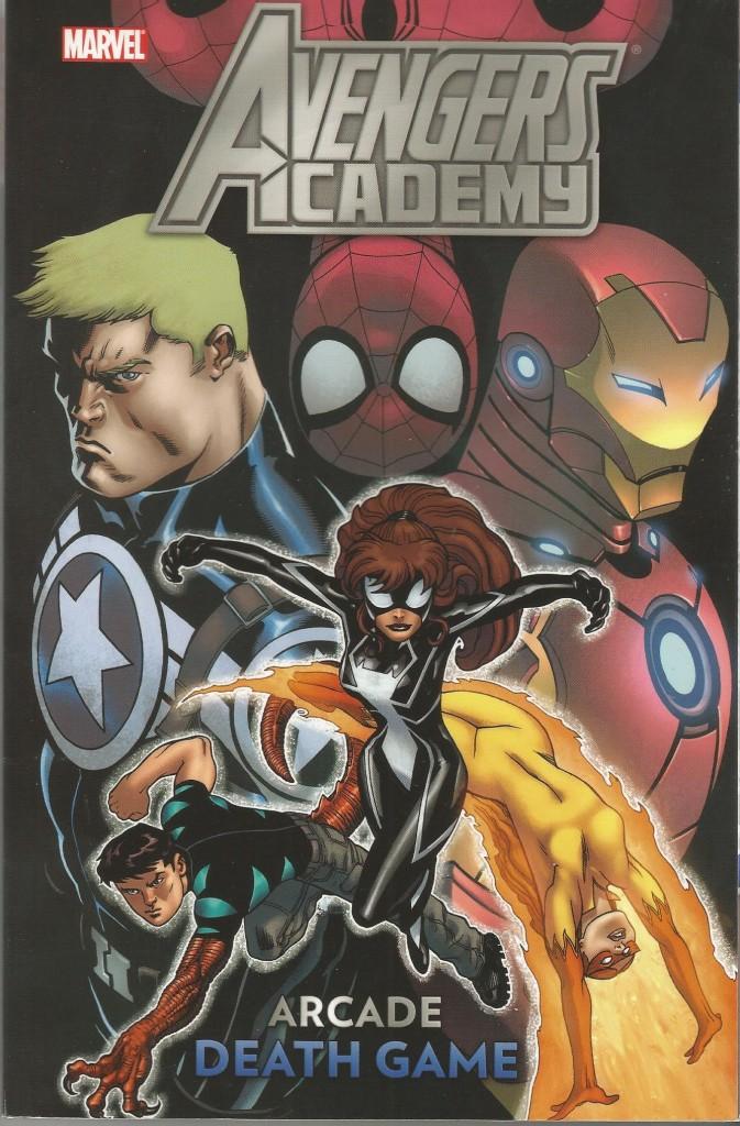 Avengers Academy: Arcade – Death Game