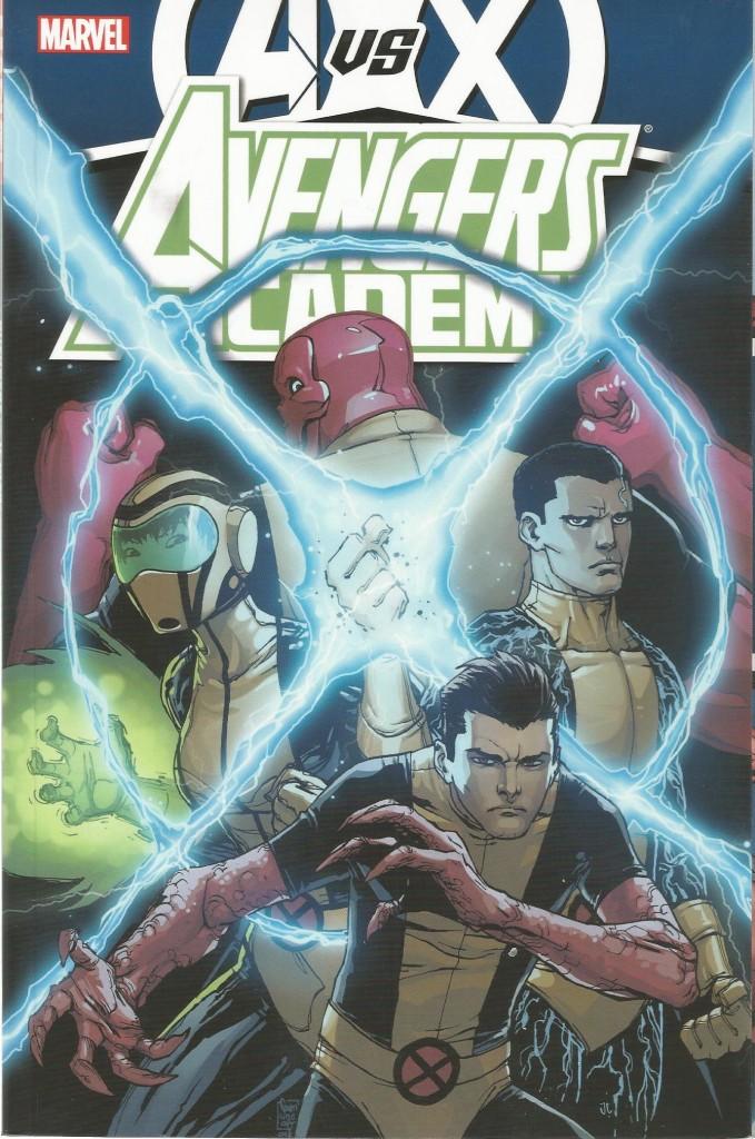 Avengers Academy: Avengers vs. X-Men