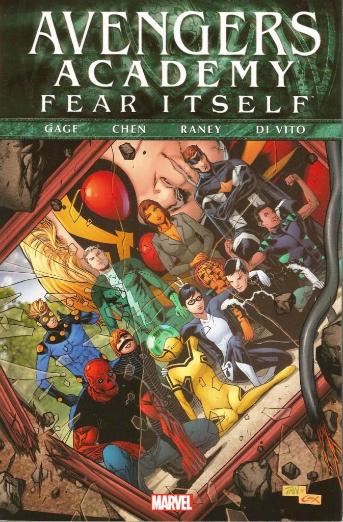 Avengers Academy: Fear Itself