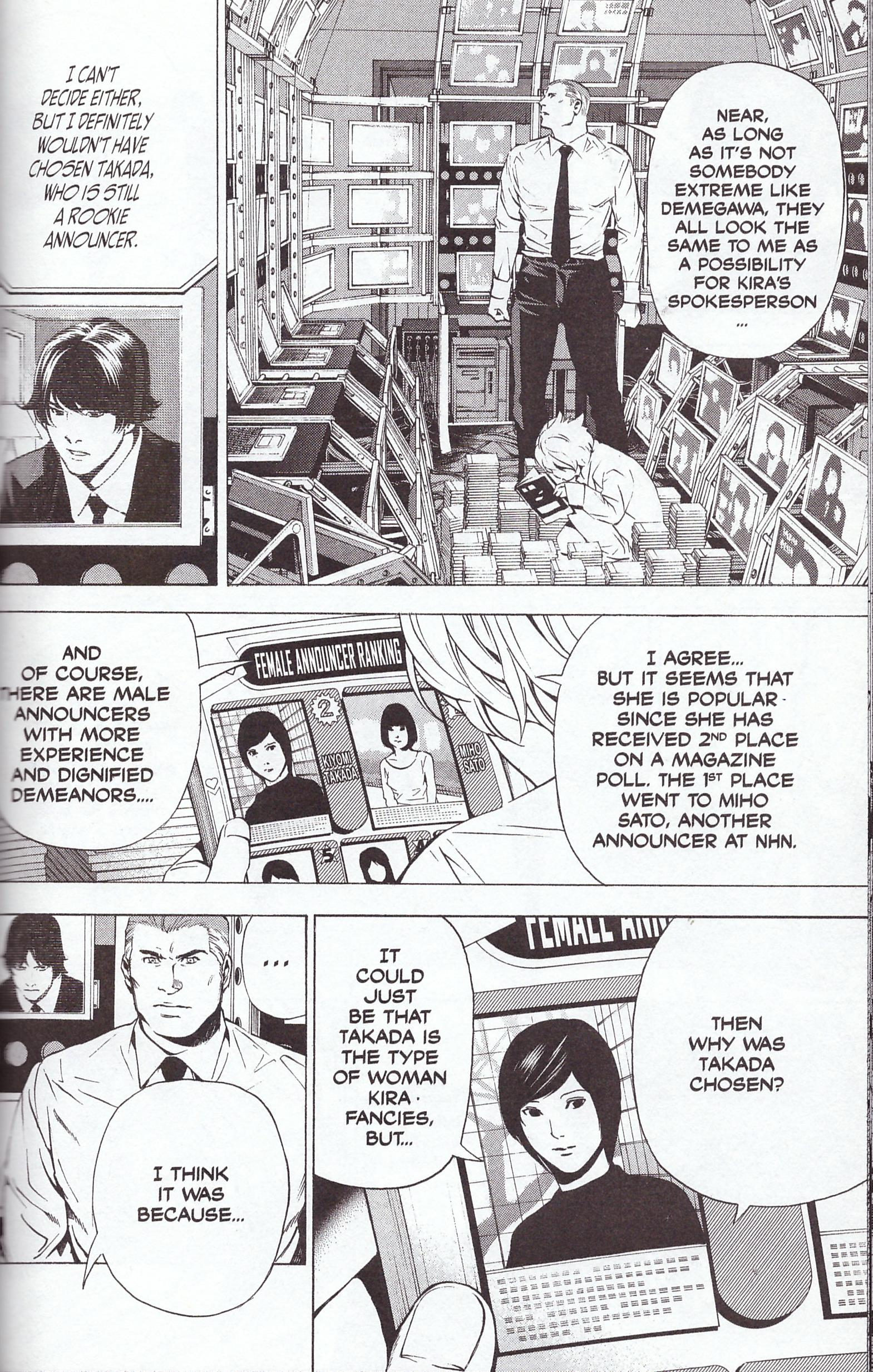Death Note 11 graphic novel review