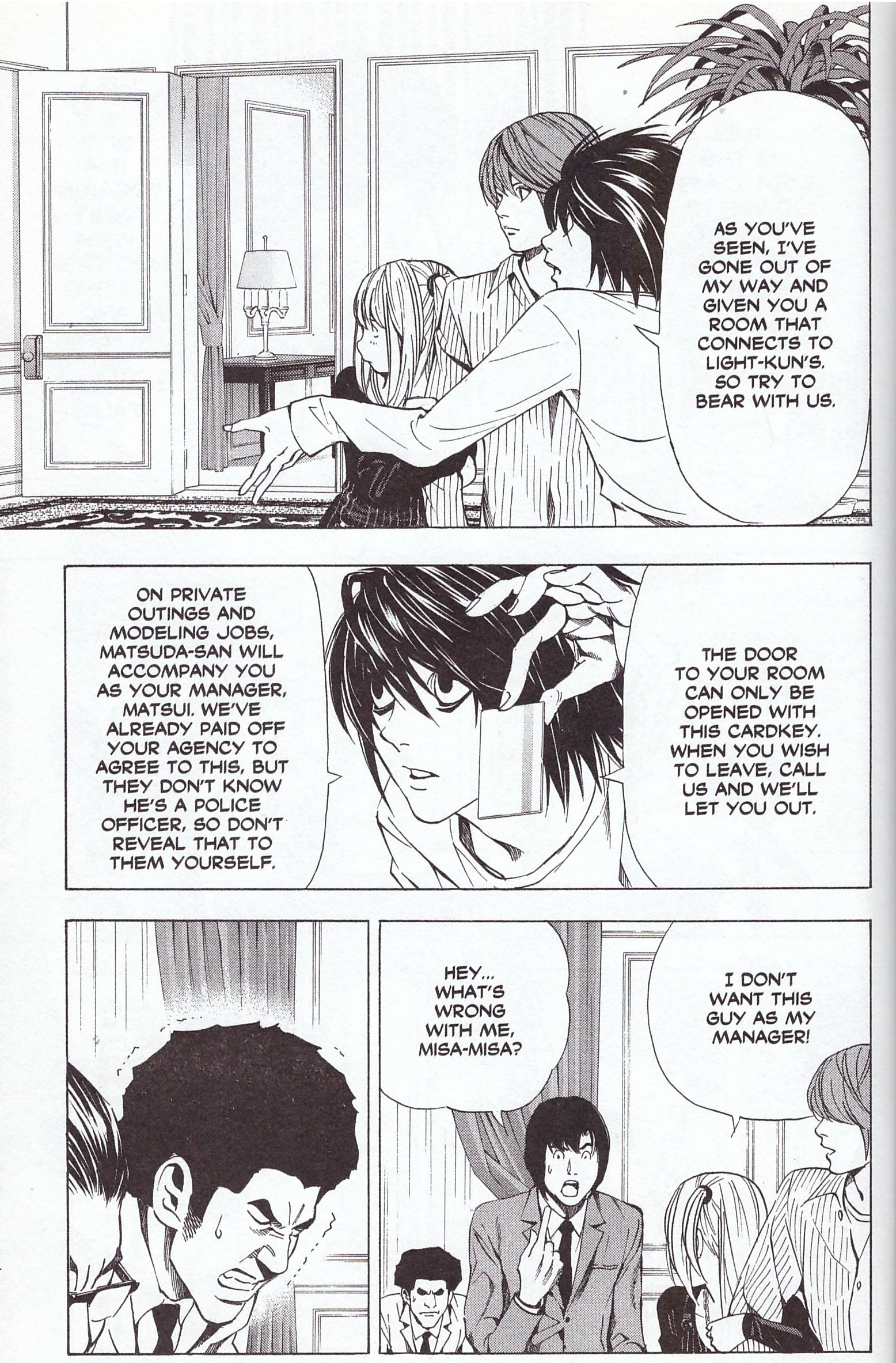 Death Note 5 graphic novel review