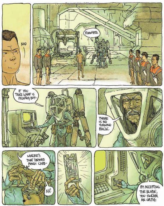 Habitat graphic novel review