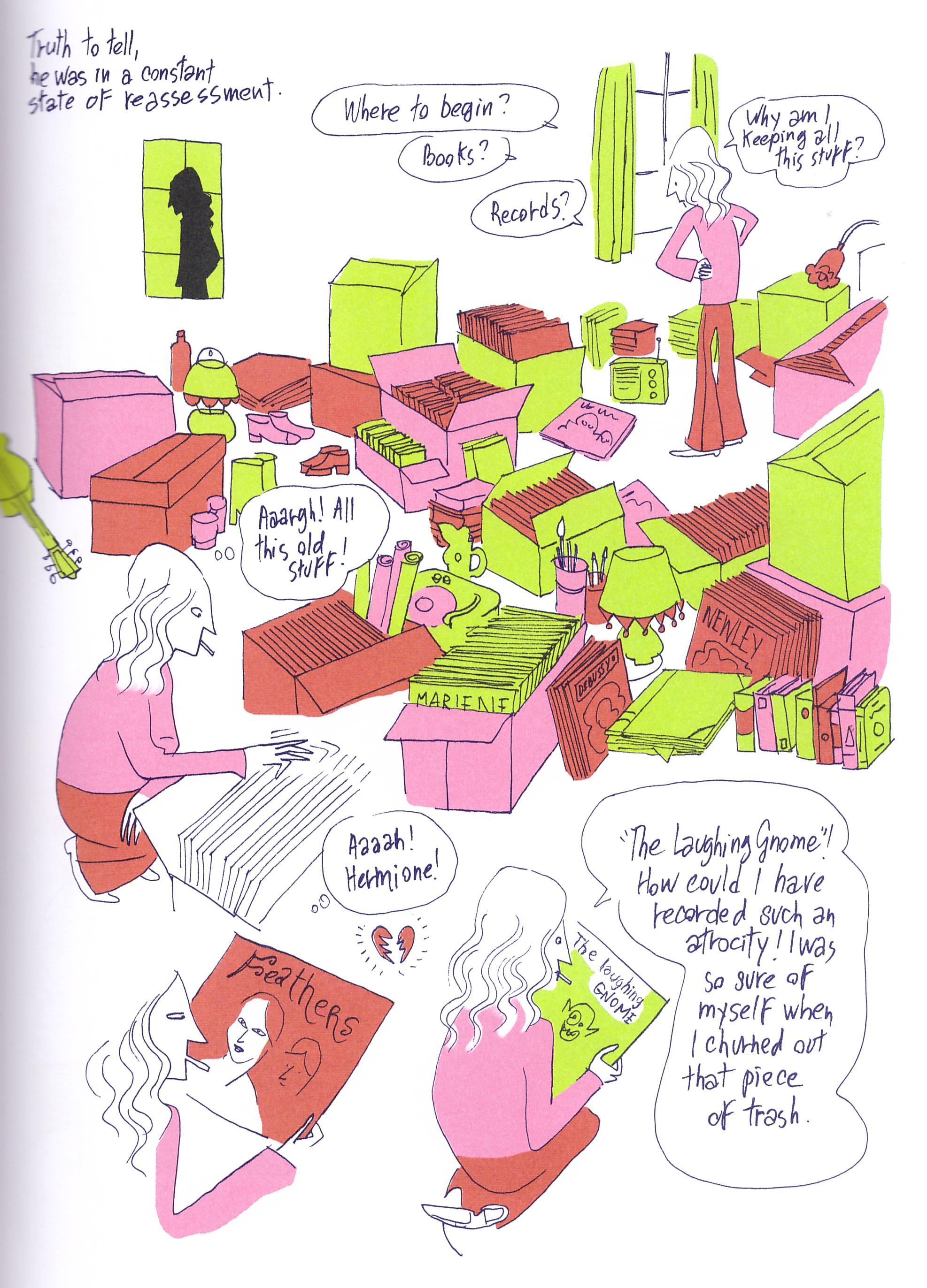 Haddon Hall graphic novel review