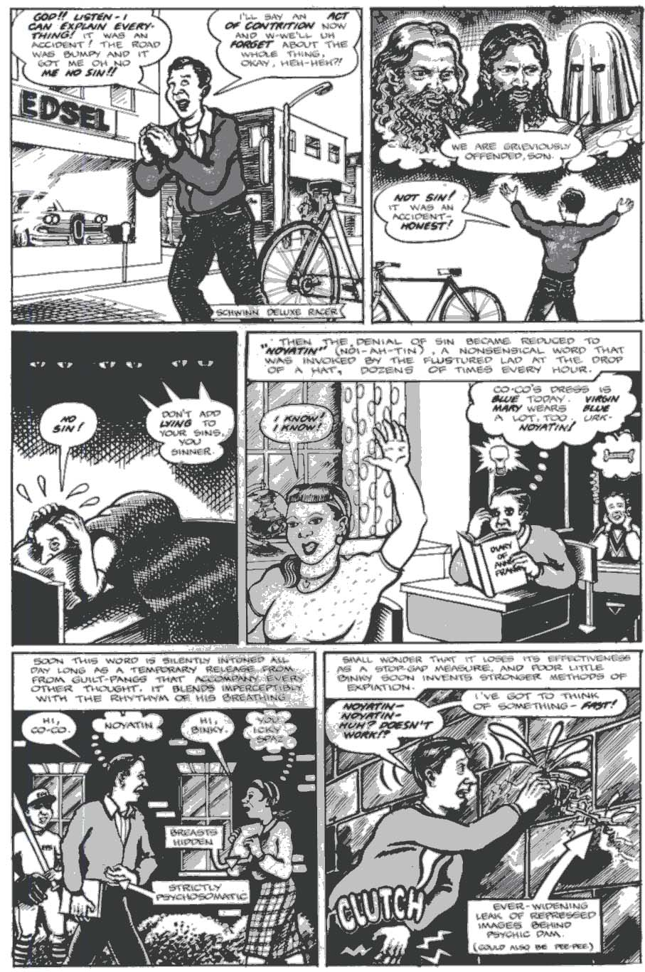 Disquiet graphic novel review