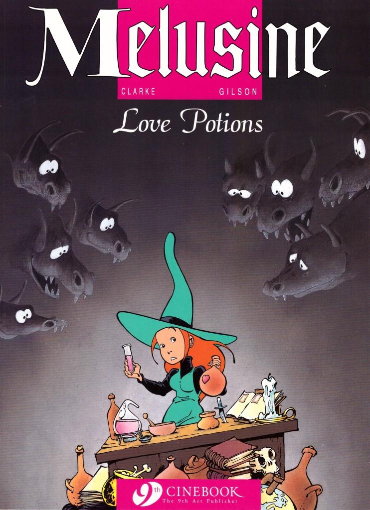 Melusine: Love Potions