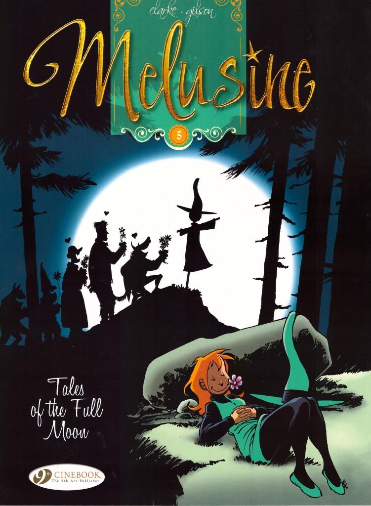 Melusine: Tales of the Full Moon