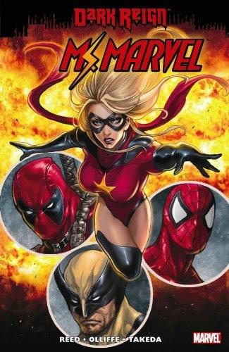 Ms. Marvel: Dark Reign