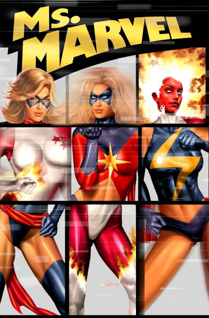 Ms. Marvel: Monster Smash