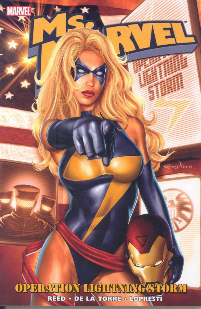 Ms. Marvel: Operation Lightning Storm